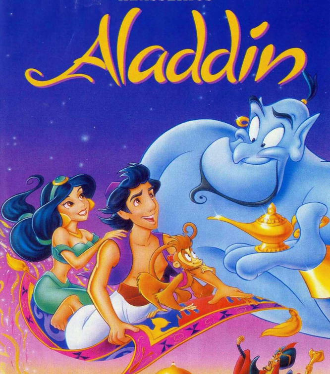 Aladinn Teljes Mese